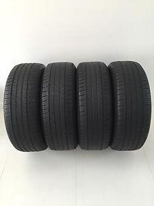 Four 235/60/R18 Allseason Michelin Primacy MXV4 -Goodtread