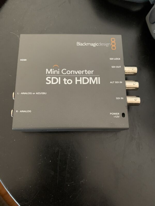 Blackmagic Design Mini Converter SDI to HDMI