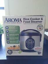 Aroma 8-Cup Digital Rice Cooker and Food Steamer Berwick Casey Area Preview