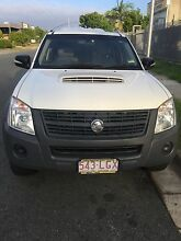 Holden rodeo 2008 dual cab 4WD diesel turbo Browns Plains Logan Area Preview