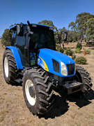 New Holland TL100A tractor Littlehampton Mount Barker Area Preview