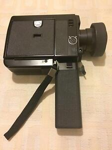 •Super 8 Movie Camera Canosound with sound for collectors Maroubra Eastern Suburbs Preview