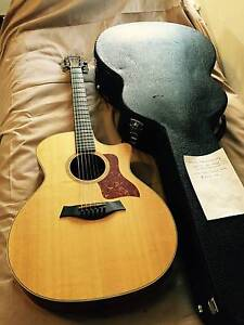 Taylor 414.CE.L30 guitar (30th anniversary) Shenton Park Nedlands Area Preview