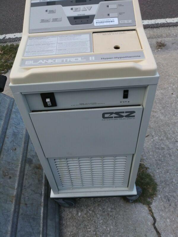 Cincinnati Sub Zero Blanketrol II Hyper-Hypothermia Unit W/ Warranty!