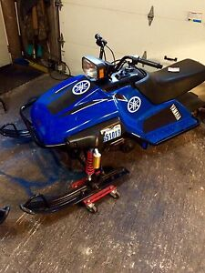 2 up buy or sell used or new atv or snowmobile in for Yamaha sno scoot price