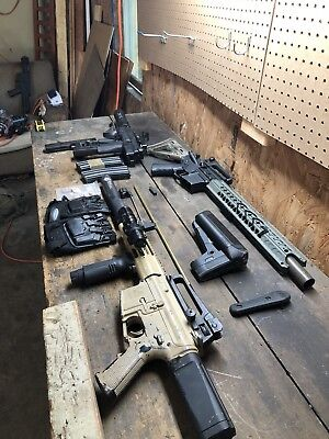 Krytac Kwa Airsoft Lot