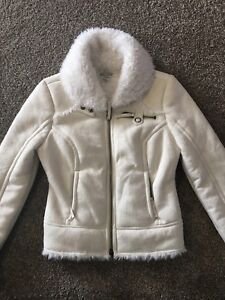 Women's small Guess fall winter coat.
