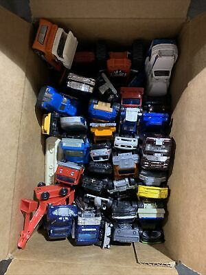 diecast 1/64 lot Off Brand Used Assorted Great For Customizations And Dioramas