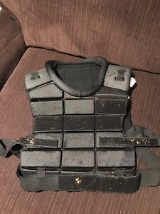 Gently used paintball tactical  vest.