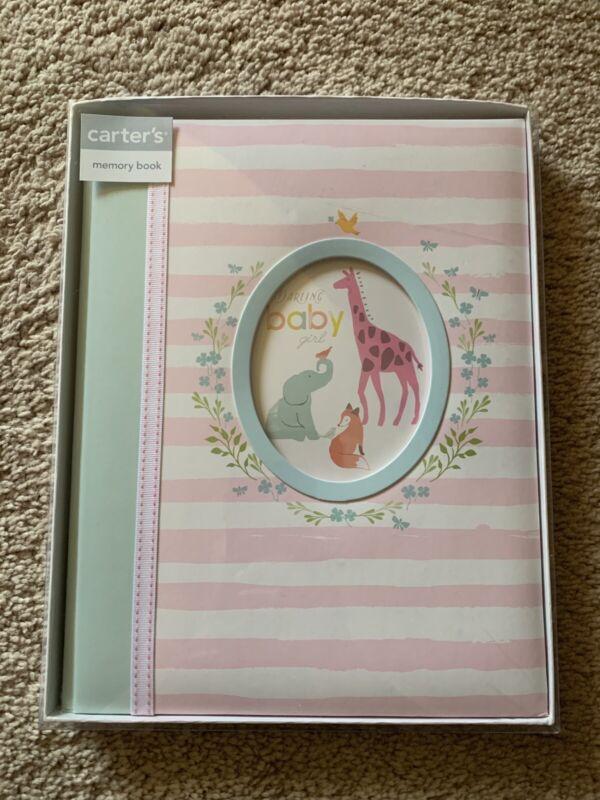 C.r. Gibson Darling Baby Girl Memory Book Carter's