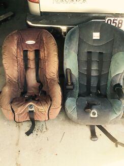 Car Booster Seats x 2  Carrara Gold Coast City Preview