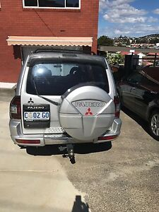 pajero exceed 2002 Montrose Glenorchy Area Preview