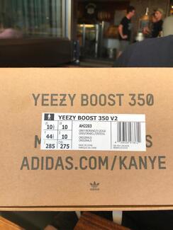 Yeezy boost 350 v2 beluga size US10.5