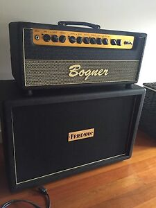 Friedman 2x12 guitar cab NEW Condition Spotswood Hobsons Bay Area Preview