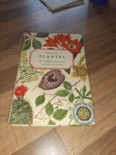 Plantes d'appartement runo löwenmo runo fernand nathan