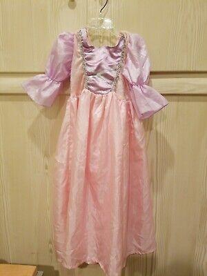 Little Pink Princess Halloween Costume (Little Girls Pink/Purple Princess Halloween Costume Size)