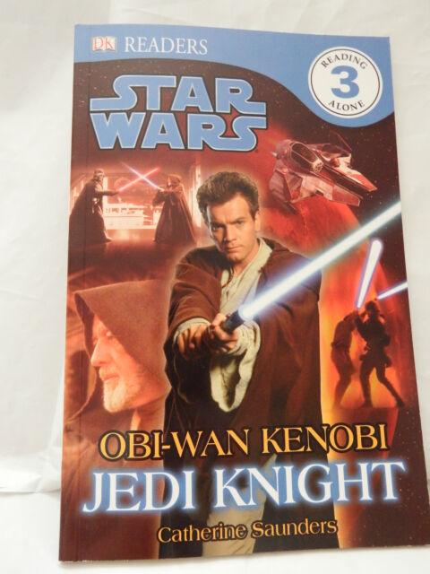 Star Wars: Obi-Wan Kenobi, Jedi Knight DK Reader 3