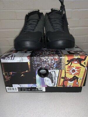 Men's  Nike Air Jordan 14 XIV SE Black Ferrari Athlete Shoes SIze 9.5 NWB