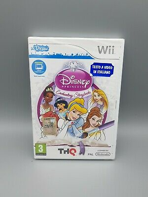 Gioco Disney Pricess Console Nintendo Wii e Wii U Per Bambini