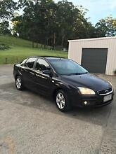 2007 Ford Focus Sedan Port Macquarie 2444 Port Macquarie City Preview