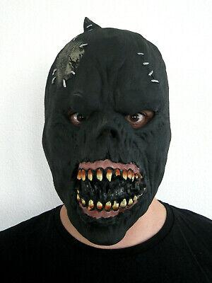 ske Latex Dämon Venom Spiderman Monster Horror Kostüm neu (Spiderman Venom Maske)