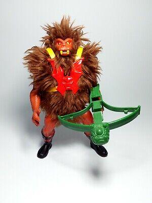 MOTU GRIZZLOR Masters Of The Universe Complete 1985 Vintage He Man Mattel figure