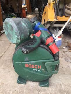 Bosch Pfs 65 Portable electric Paint sprayer for HIRE/RENT $30 per day