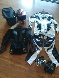 Offroad Motocross gear - clothing/armour/helmet/accessories Buderim Maroochydore Area Preview