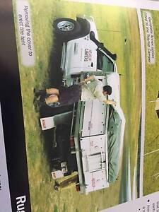 HEASLIP TRAYTOP CAMPER Clarkson Wanneroo Area Preview