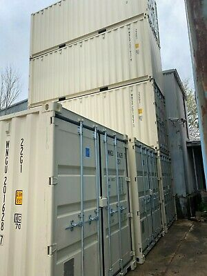 20 One Trip Std Shipping Storage Container Houston Tx
