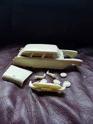 - 1955 Pontiac Safari Wagon RESIN
