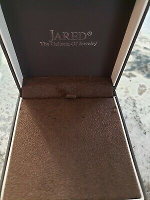 Jared Jewerly Necklace BOX ONLY 2 1/4