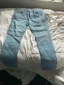 River Island Mans Jeans (size - 34inch)