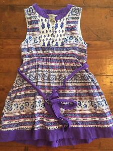 Paisley lucky brand kids dress