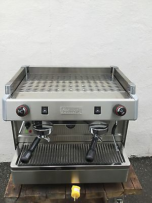 New 110v 2 Group Compact Commercial Espresso Cappuccino Machine Handmade