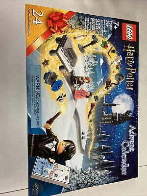 NWT LEGO 75981 Harry Potter Advent Calendar 24 Gifts 335pcs Age 7+ 2020 SEALED