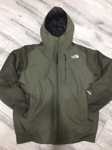 Northface Hyvent Khali Green XL