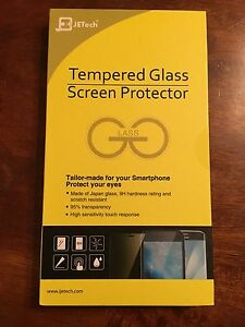 IPhone 6 and 6s plus tempered glass screen protector brand new