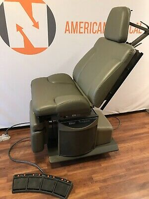 Ritter 75 Evolution Procedural Chair Power Exam Table Free Shipping 119-014
