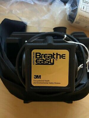 3m Breathe Easy Turbo Powered Air Purifying Respirator Papr Unit 022