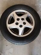 Very good condition Camry spare wheel and tyre with 95% tread Werribee Wyndham Area Preview