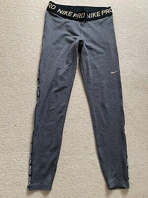 Ladies Nike Pro Leggings -size Medium