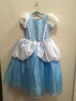 Cinderella Costume Princess Dress Up Girls 4 NWOT From Etsy Beautiful - Etsy Halloween Costumes