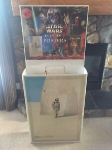 Star Wars Poster store display... free