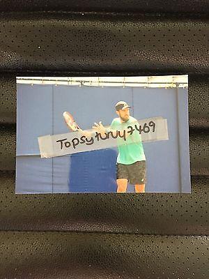 Steve Johnson Tennis Photo Aegon Wimbledon 2017 6X4 Inch