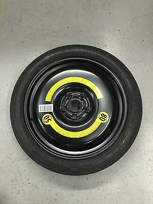 """AUDI TT MK2/3-2006-2019- COUPE/ ROADSTER SPACE SAVER SPARE WHEEL 18"""""""