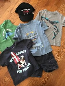 Size 3 boy summer clothes