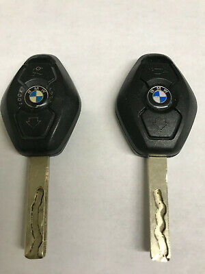 Genuine BMW 2001-2-3-04-05 320i 325Ci 325xi Keyless Remote Key Fob