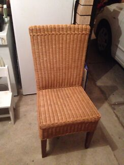 Wicker Chair Wyoming Gosford Area Preview
