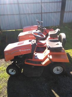 Wanted: Wanted to buy lawn mowers and ride ons mowers